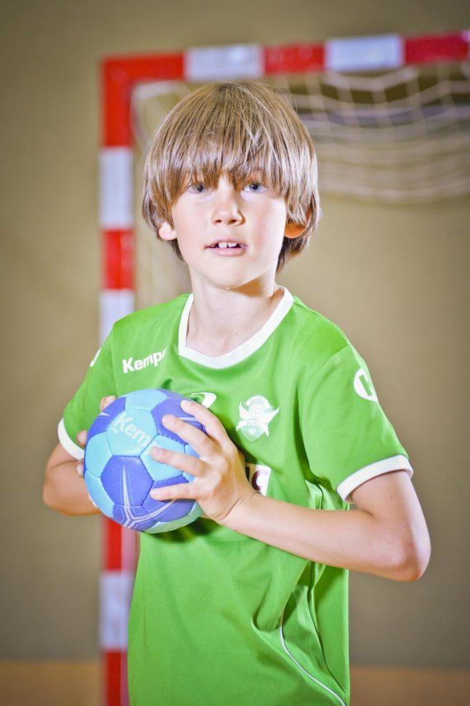 kinder-handball